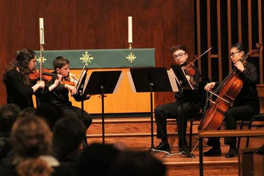 A New Jersey Youth Symphony Chamber Music Concert will be held at 7 p.m. onSunday, Nov.18,at Chatham United Methodist Church, 460 Main Street in Chatham.