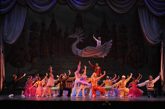 """New Jersey Ballet will perform """"The Nutcracker"""" Dec. 14 to 27 at Mayo Performing Arts Center in Morristown."""