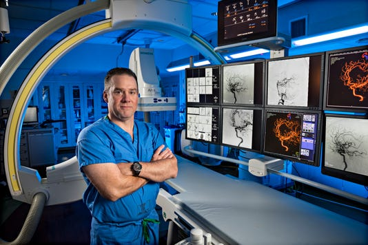 For Your Health: When is it appropriate for me to see a neurosurgeon? PHOTO CAPTION