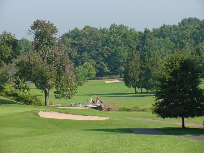 Green Knoll Golf Course in Bridgewater is one of three courses open for an 8 a.m.shotgun start on Thanksgiving Day.