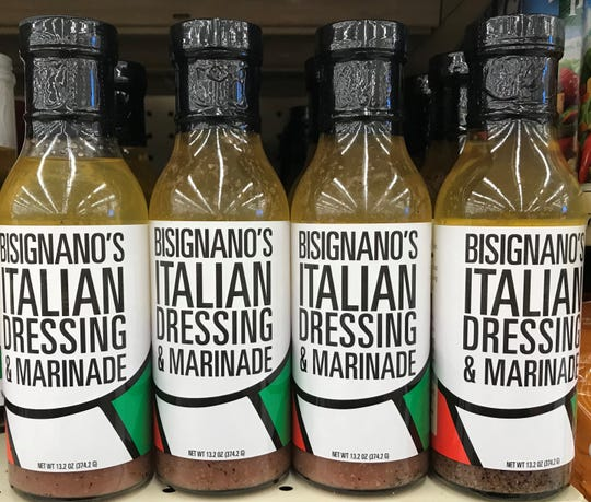 Bisignano's Italian Dressing & Marinade