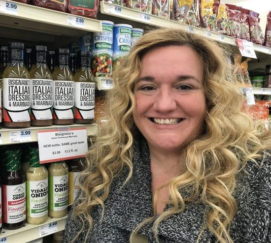 Sarah Bisignano Owner Of Bisignanos Italian Dressing Marinade
