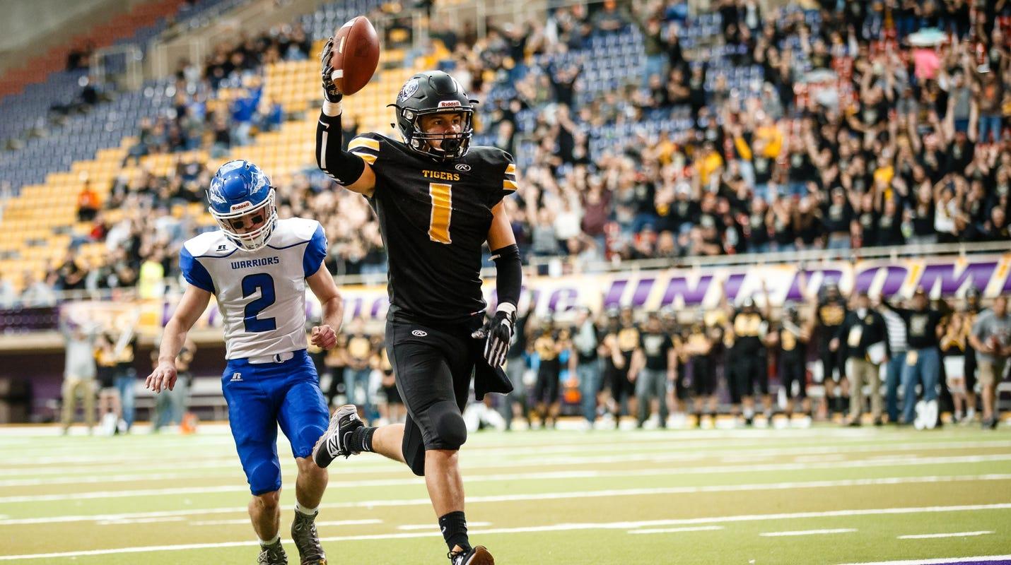 Live scoreboard: 2019 Iowa high school football playoffs, Week 0