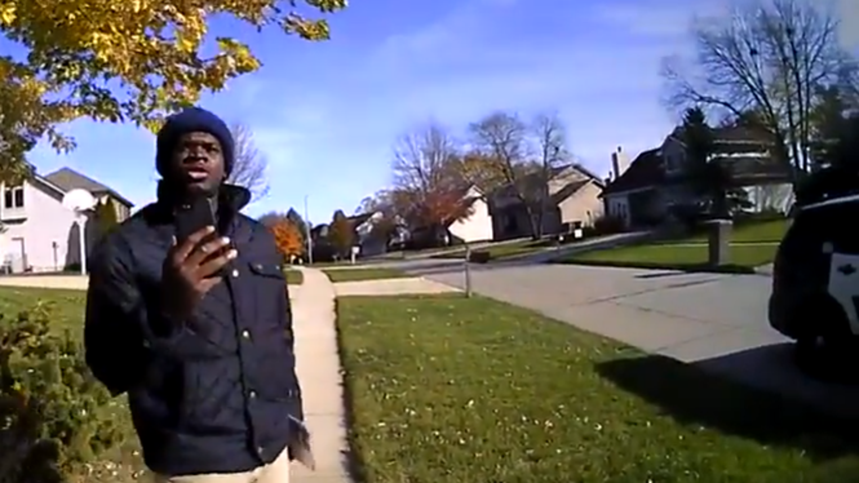 There probably was racial bias in the arrest of a black campaigner — before the cameras rolled