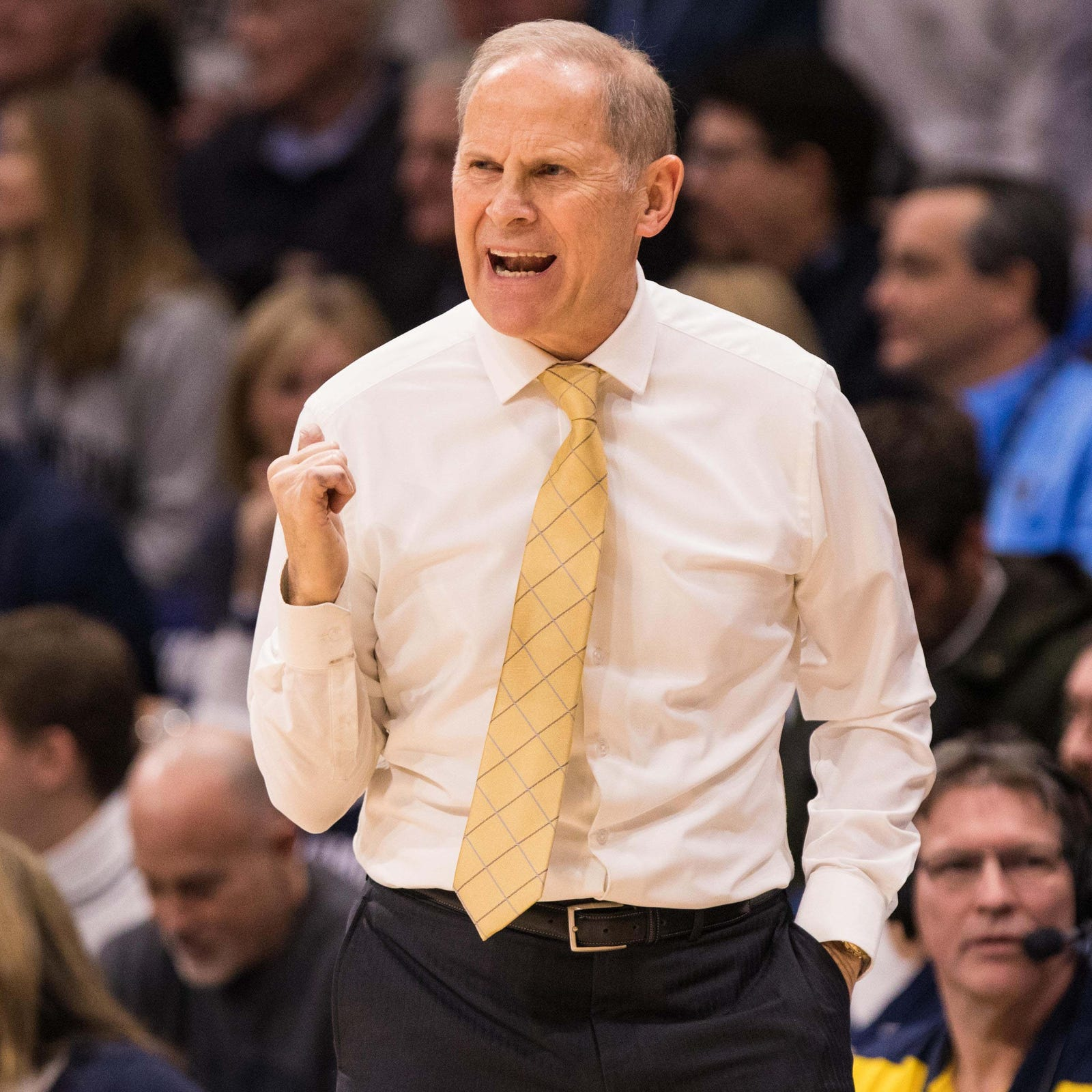 Michigan basketball vs. George Washington: Live scoring, updates