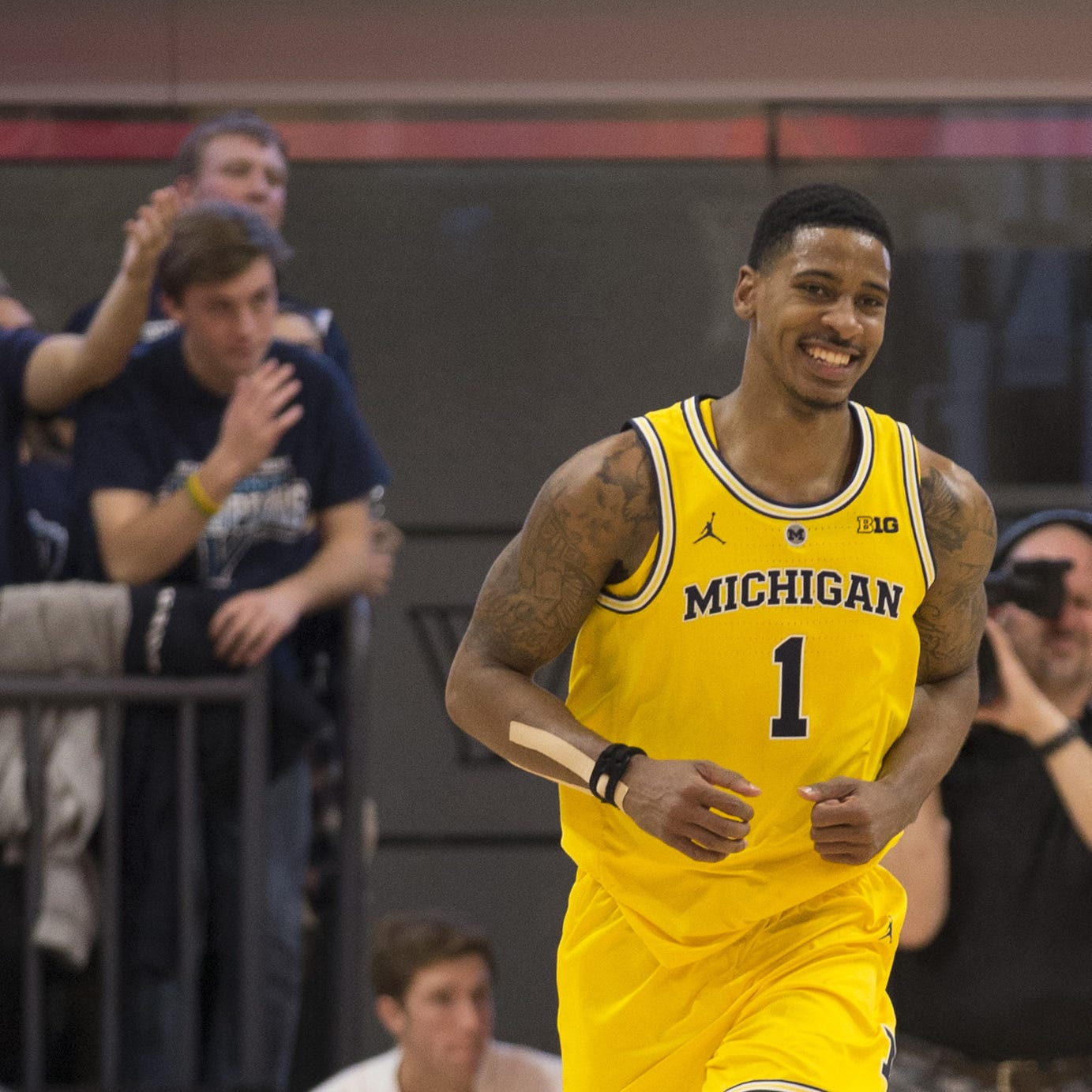 Michigan basketball: Three things to watch at Naismith Tip-Off Tournament