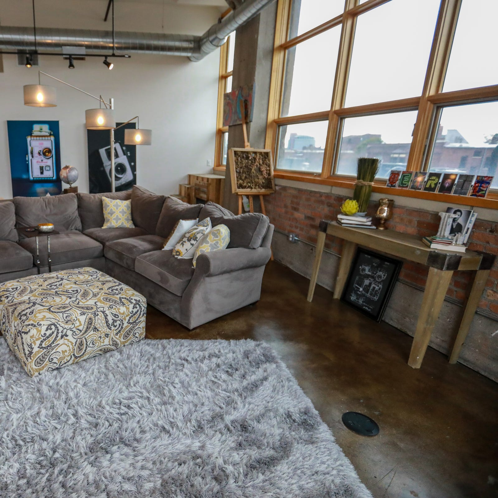 $925,000 Detroit condo overlooks one of city's hottest blocks