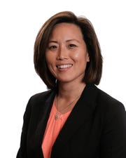 Dr. Betty Chu, associate chief clinical officer and chief quality officer at Henry Ford Health System who also has served as incident commander during the pandemic.
