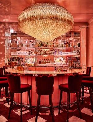 Candy Bar in Detroit's The Siren Hotel.