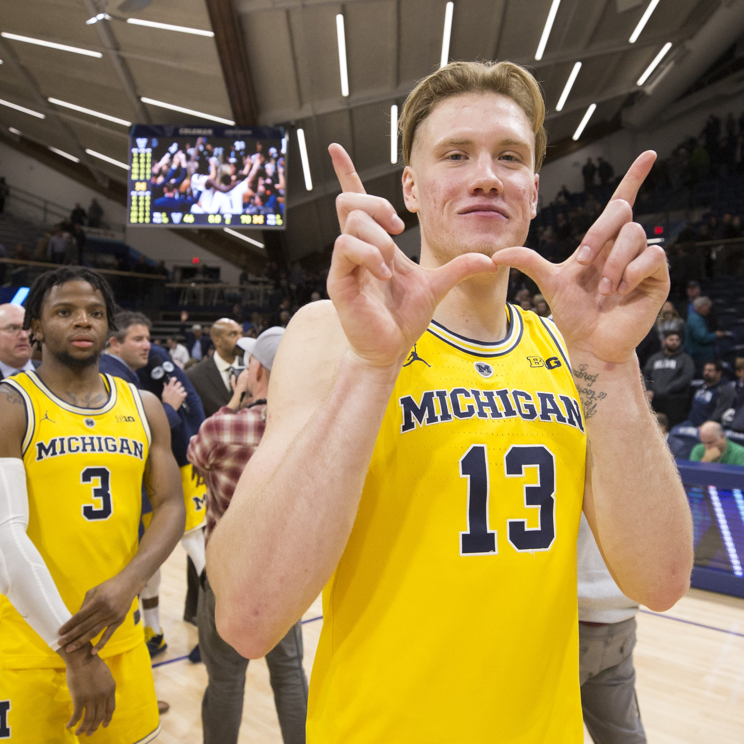 Michigan basketball looked like a juggernaut vs. Villanova. Here's why
