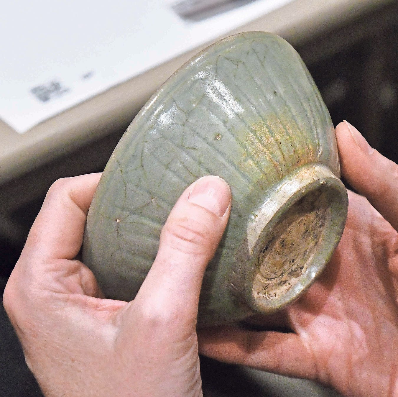 Trash or Treasure: Even without marks, Asian bowl valuable