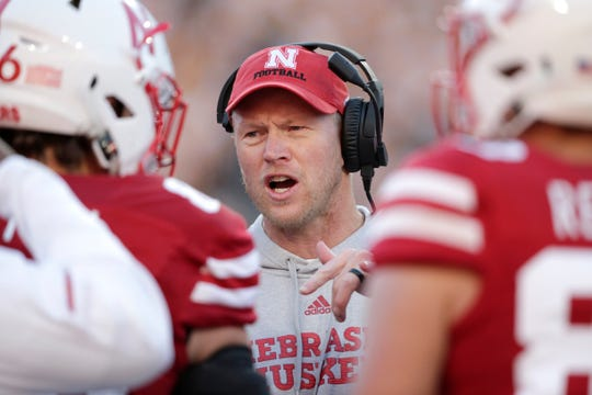 After an 0-6 start, head coach Scott Frost has guided Nebraska to victories in three of its last four games.