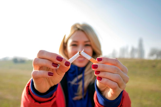 Quitting smoking is tough. Not only do smokers suffer the physiological effects of nixing nicotine, but they also grapple with the emotional consequences of switching up their daily routine.