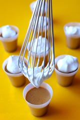 PSL Jell-O shots. (Christian Gooden/St. Louis Post-Dispatch/TNS)
