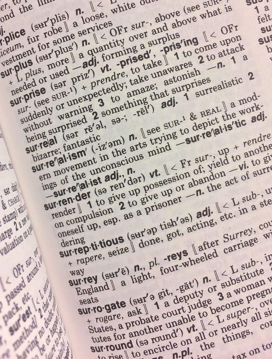 Us Language Dictionary Offbeat