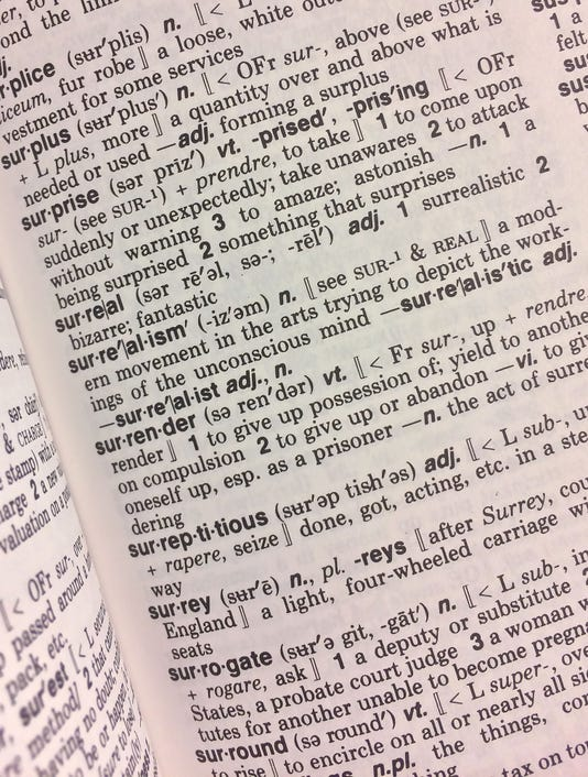 Us Language Dictionary Offbeat