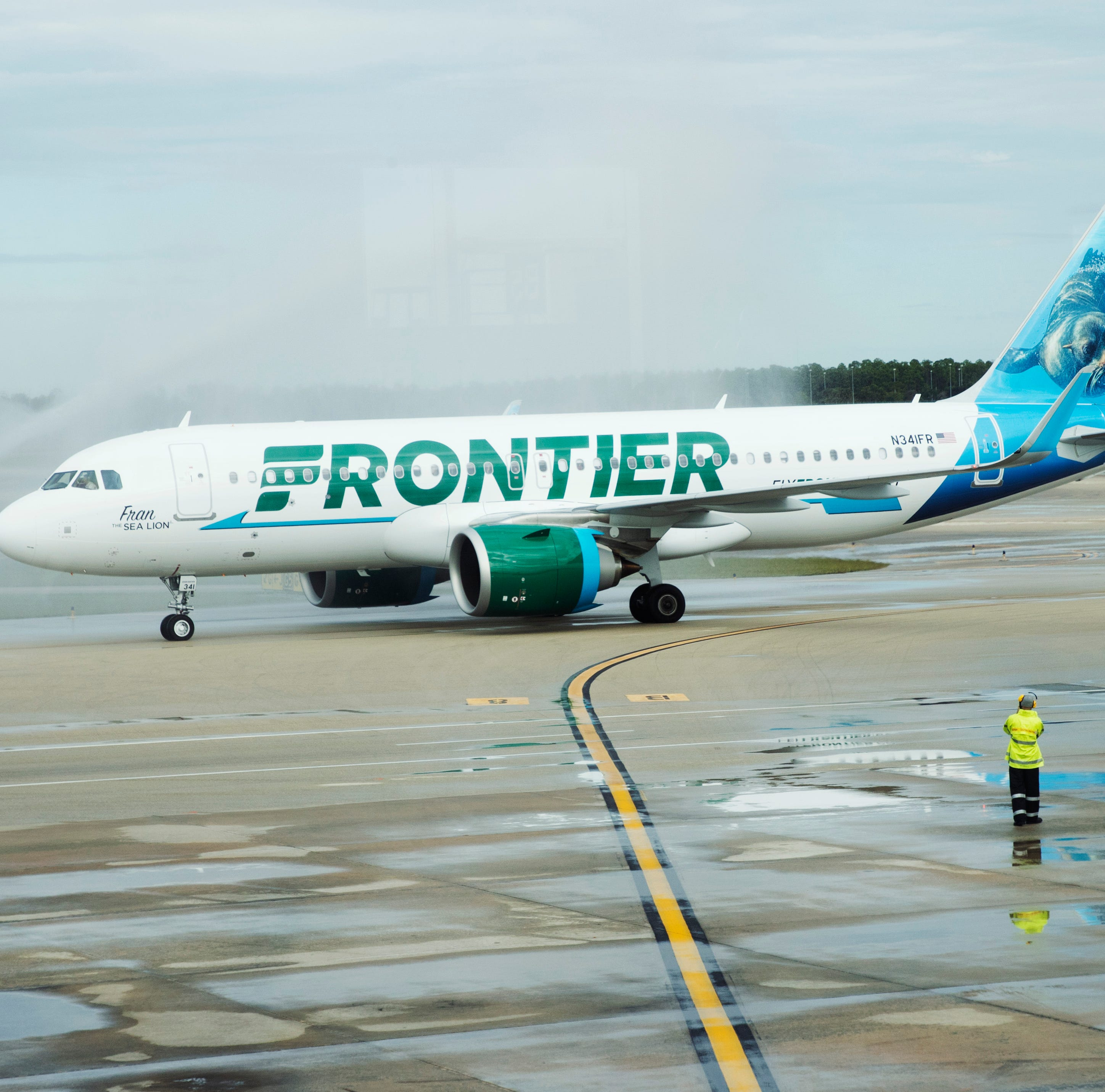 Frontier's Fort Myers-Phoenix nonstop starts spate of new service to Las Vegas and beyond