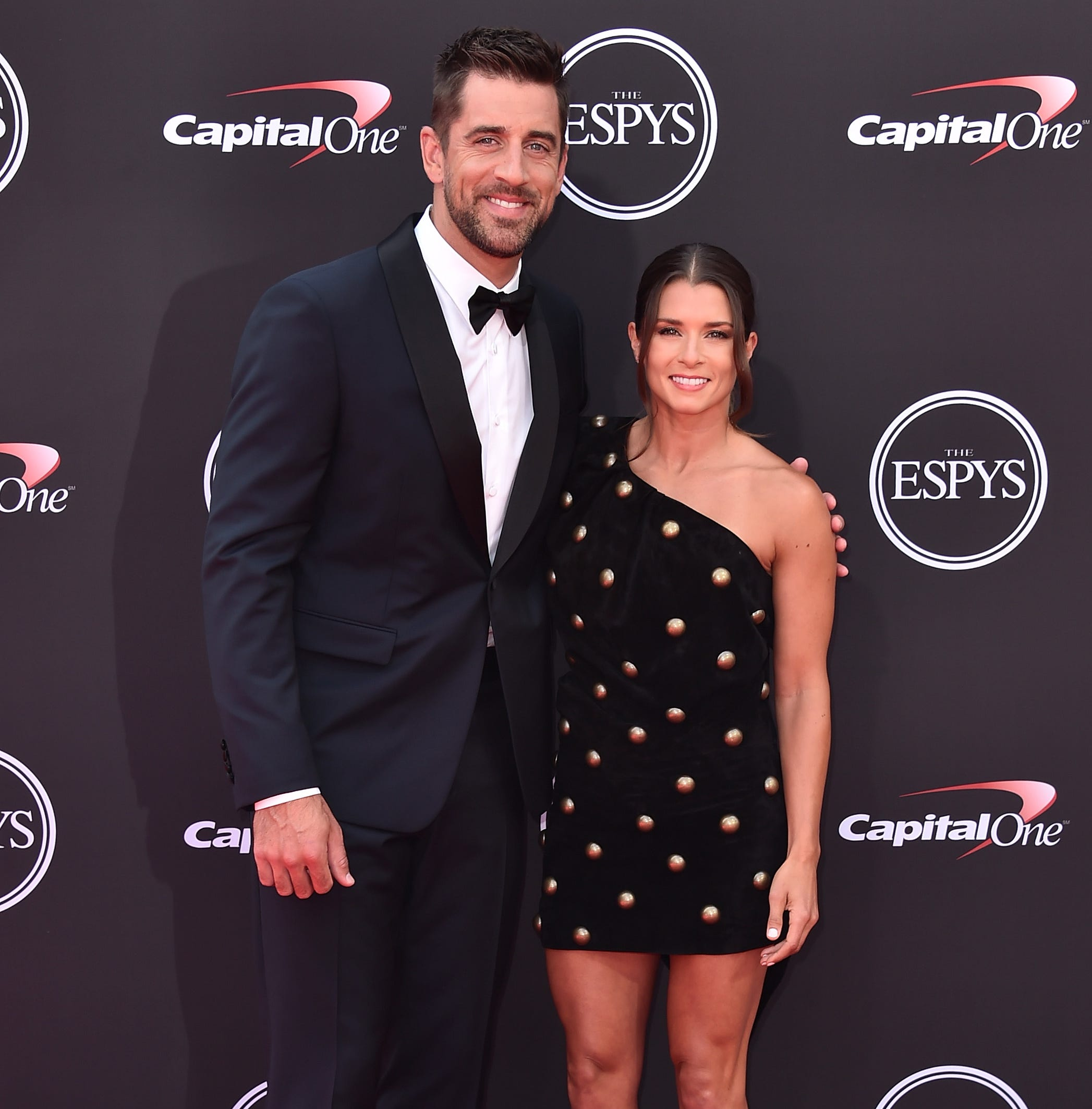 Surprise! Aaron Rodgers, Danica Patrick are in Paris for her 37th birthday