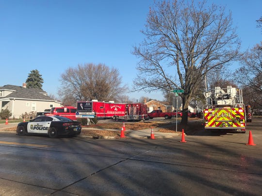 Police investigating  investigating a disturbance on Nov. 15 discovered a large amount of hazardous chemicals inside a residence in the 1200 block of Redwood Drive in Green Bay.