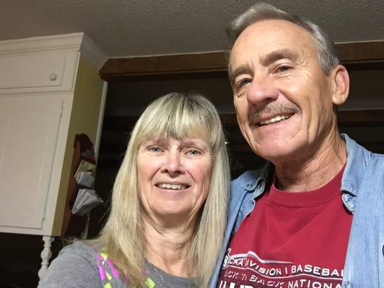 Deb and Allen Felmet