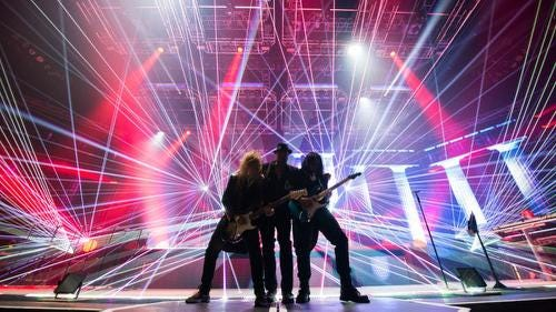Trans Siberian Orchestra performs Dec. 7 at Bon Secours Wellness Arena.
