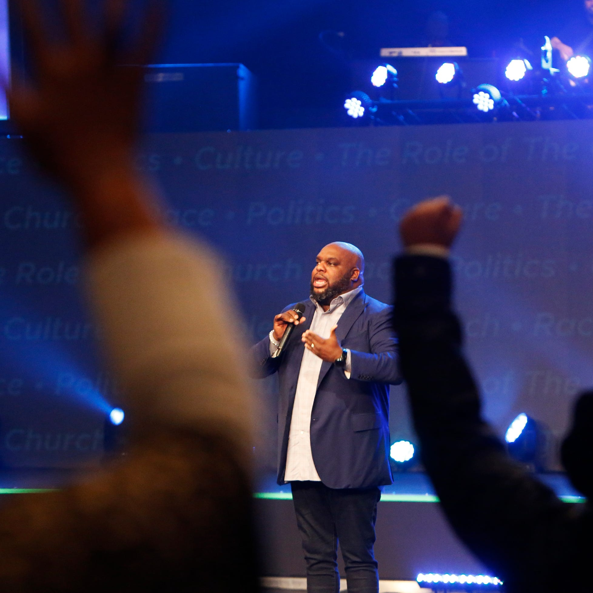 With tears, John Gray defends gift to wife: No Relentless Church money used to buy Lamborghini