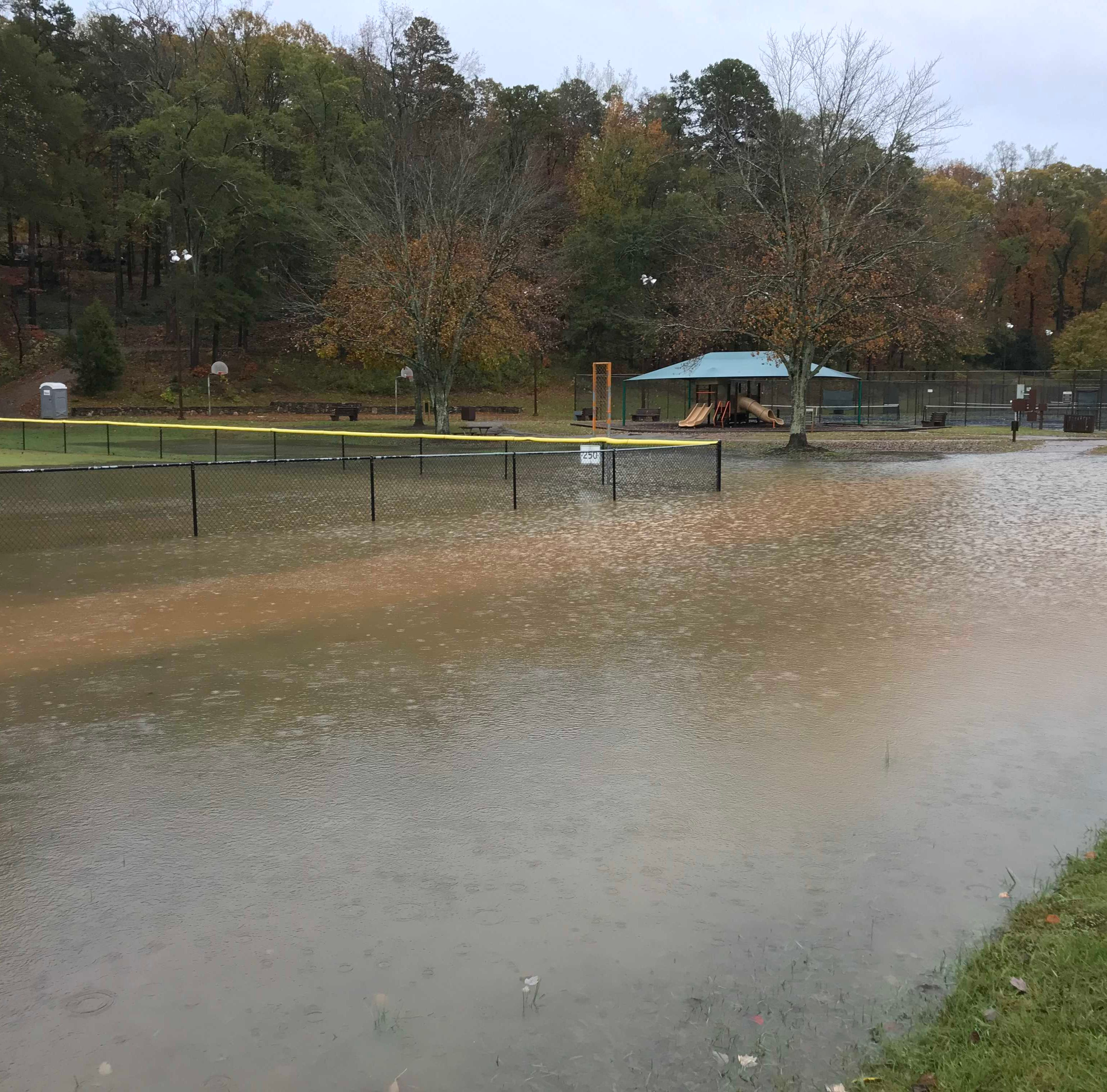 Greenville weather: Flooding, outages reported across the area