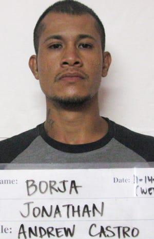 Jonathan Andrew Castro Borja