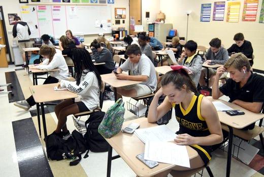 Oak Grove High School No. 3 in Mississippi accountability ...