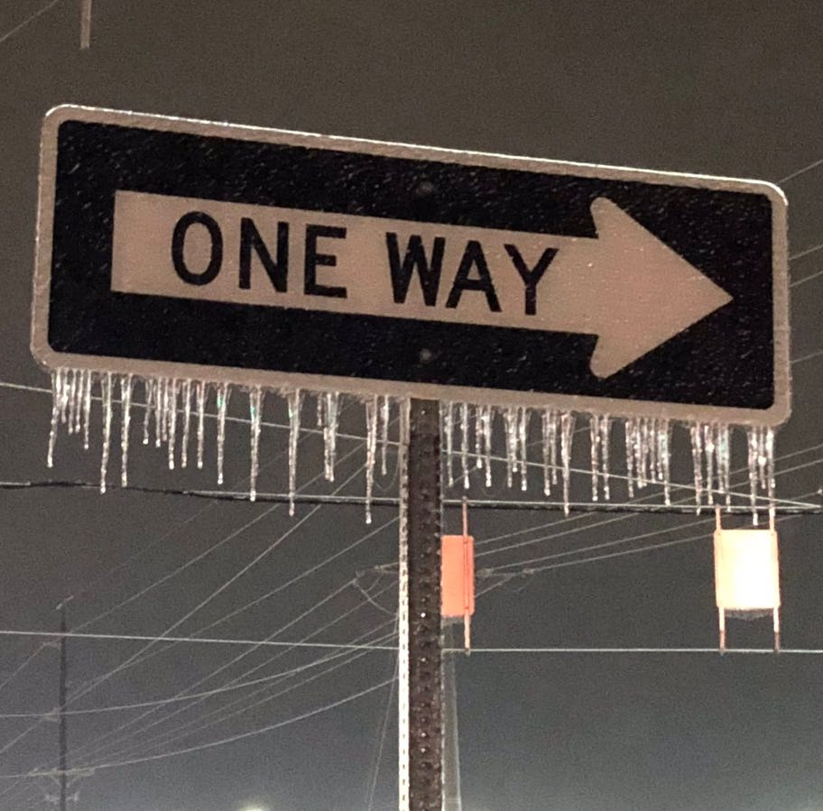 Ice storm makes Indianapolis-area road hazardous, closes some schools