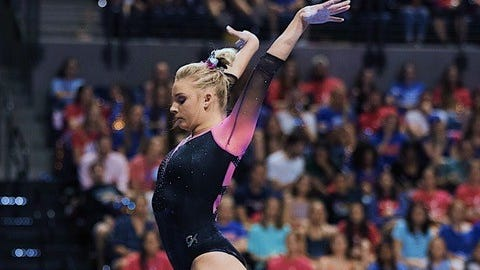 Gymnast Alyssa Baumann, a former member of the U.S. national team, has added her name to the growing list of girls and women who say they were sexually abuse by longtime USA Gymnastics team doctor Larry Nassar.