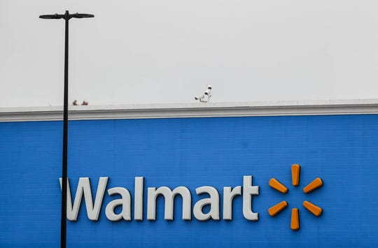 Walmart, located at 4650 S Emerson Ave, Indianapolis, Ind. shown here on Thursday, Nov. 15, 2018.