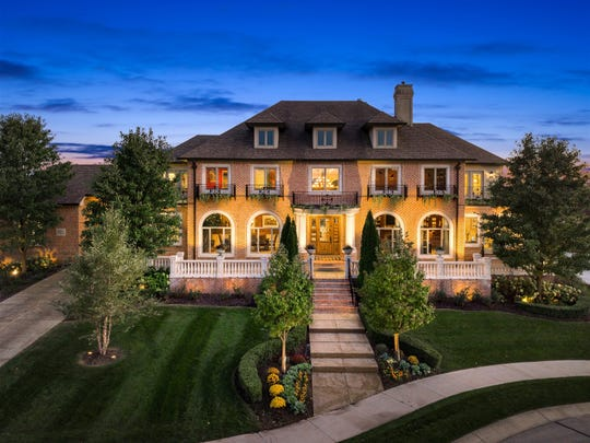 The home at 15371 Whistling Lane, in The Bridgewater Club, was built in 2006 and is on the market for $2,000,000.