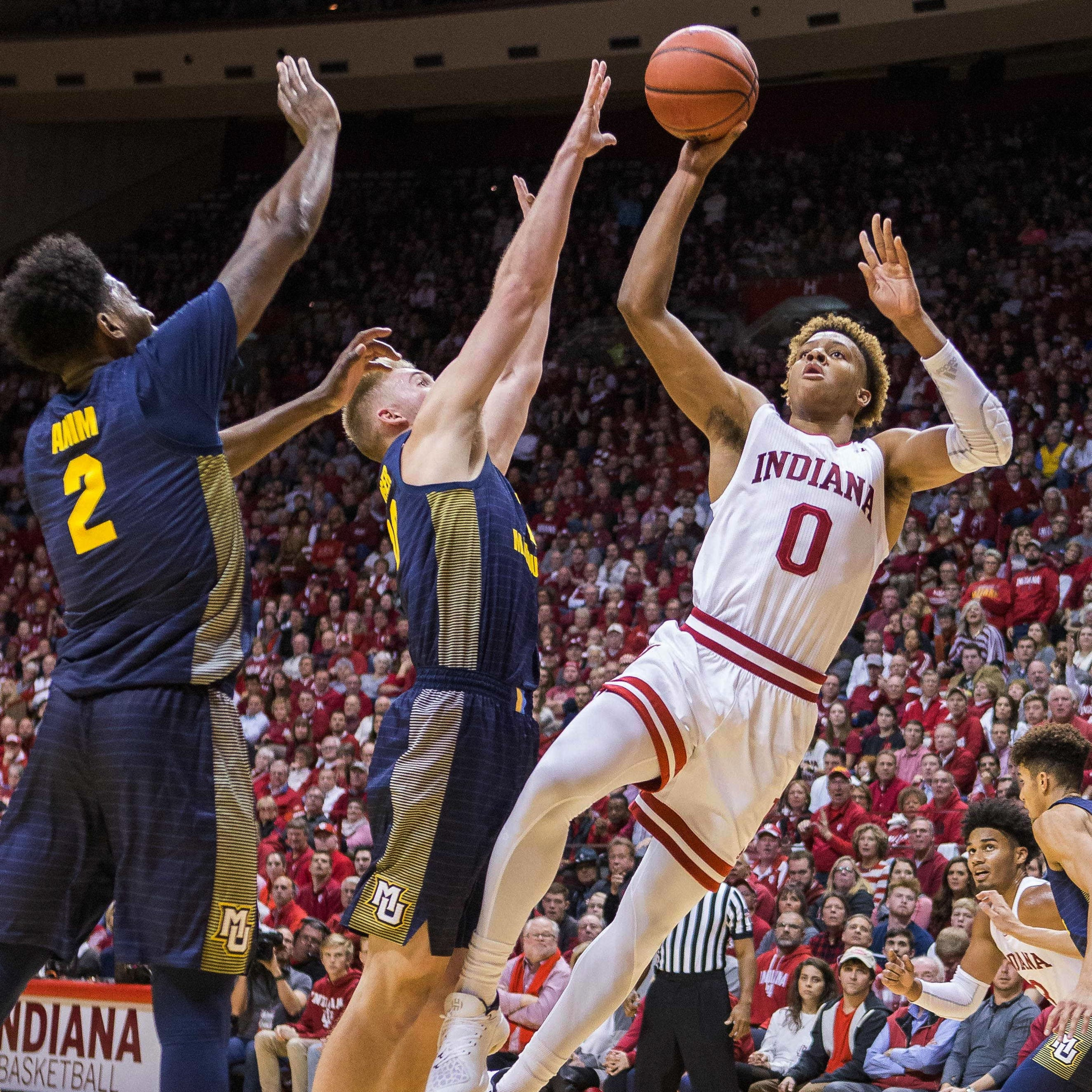 Doyel: Hoosiers show nation — and their own coach — just how good they can be