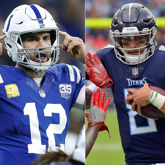 NFL Week 11 picks: Colts and Titans are an intriguing matchup