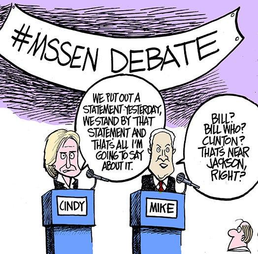 Marshall Ramsey: #MSSEN Debate