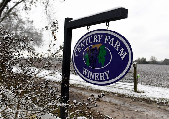 Century Farm Winery was recently awarded the 2018 Wines of the South Competition Governor's Cup Award West for their 2017 Traminiette wine.