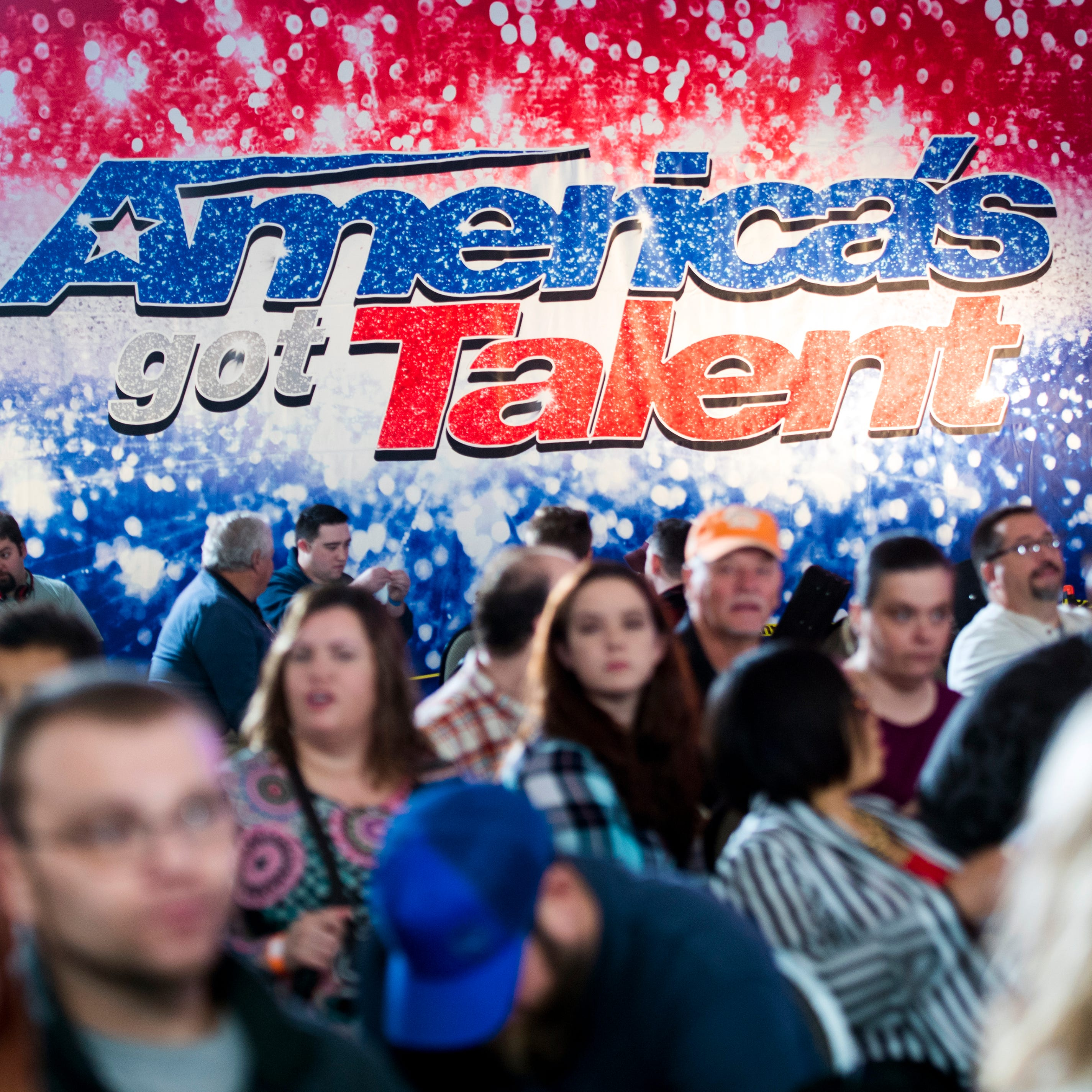 'America's Got Talent' Knoxville auditions bring more than 1,000 vying for a spot on show