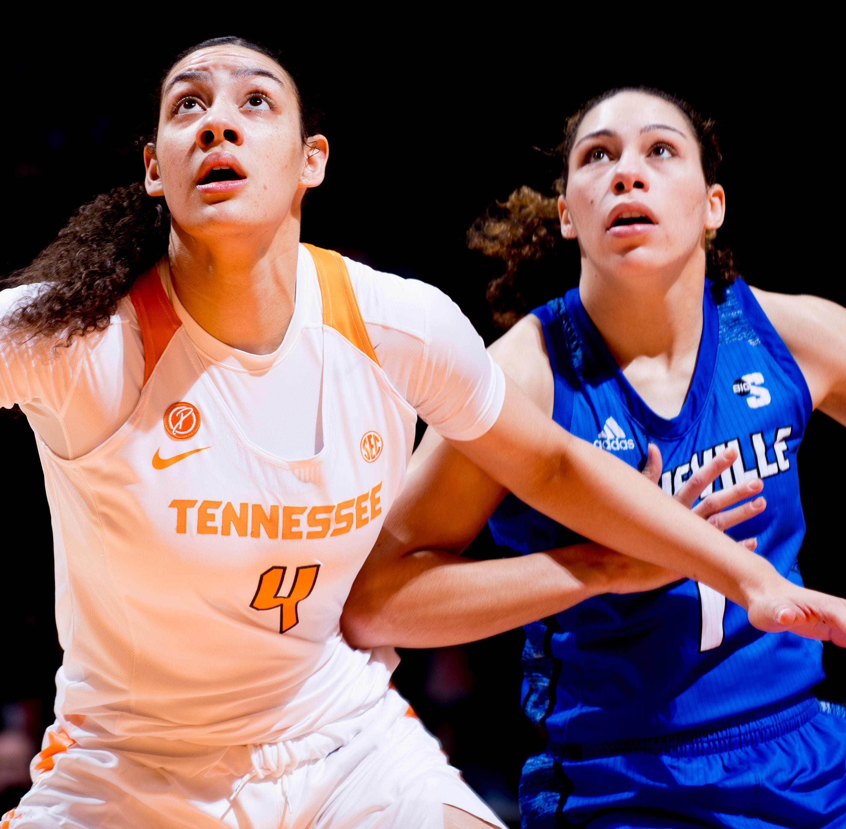 Lady Vols: Mimi Collins to transfer after one season at Tennessee