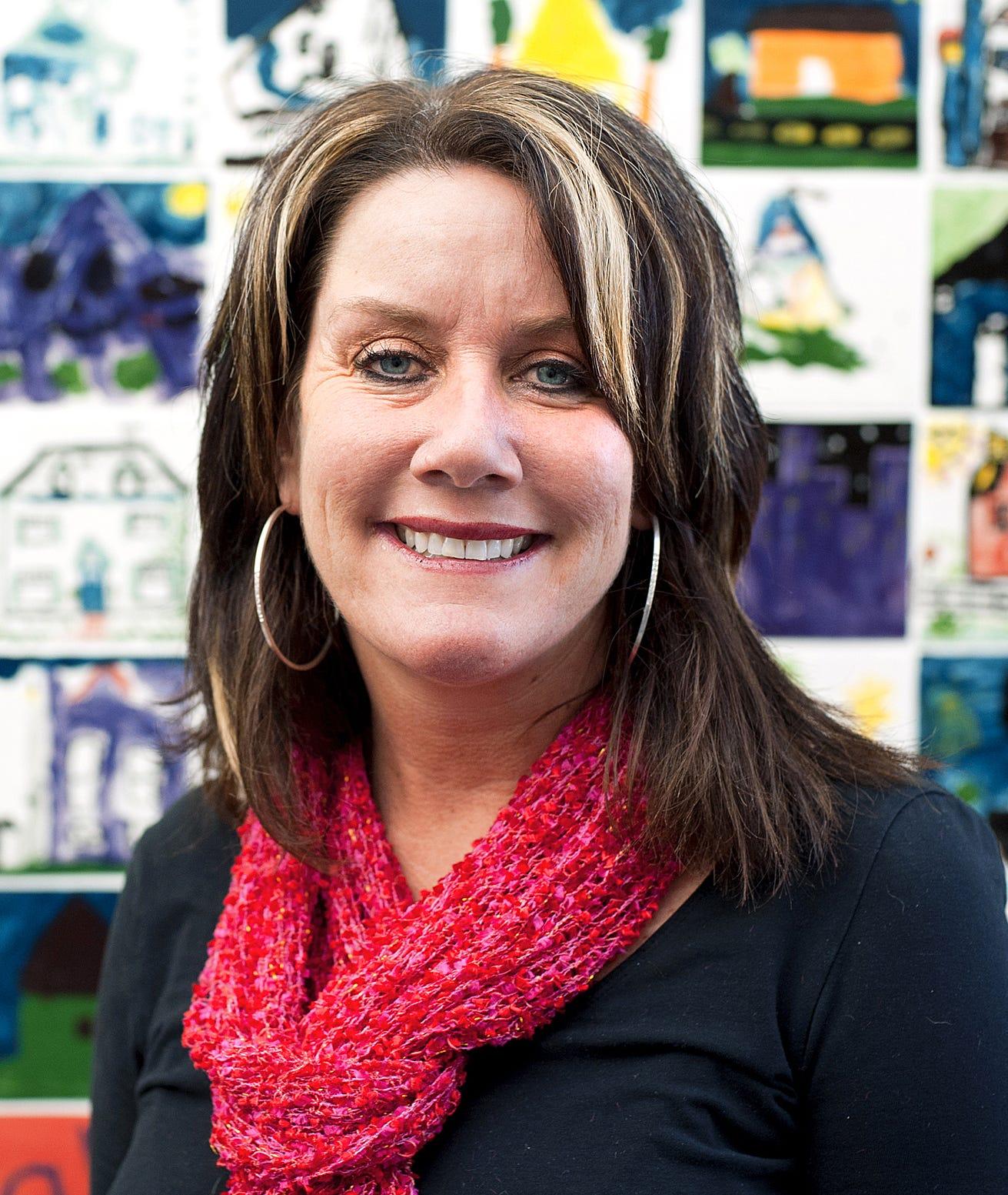 Heather Maddox, executive director of the Hanna Community Center.