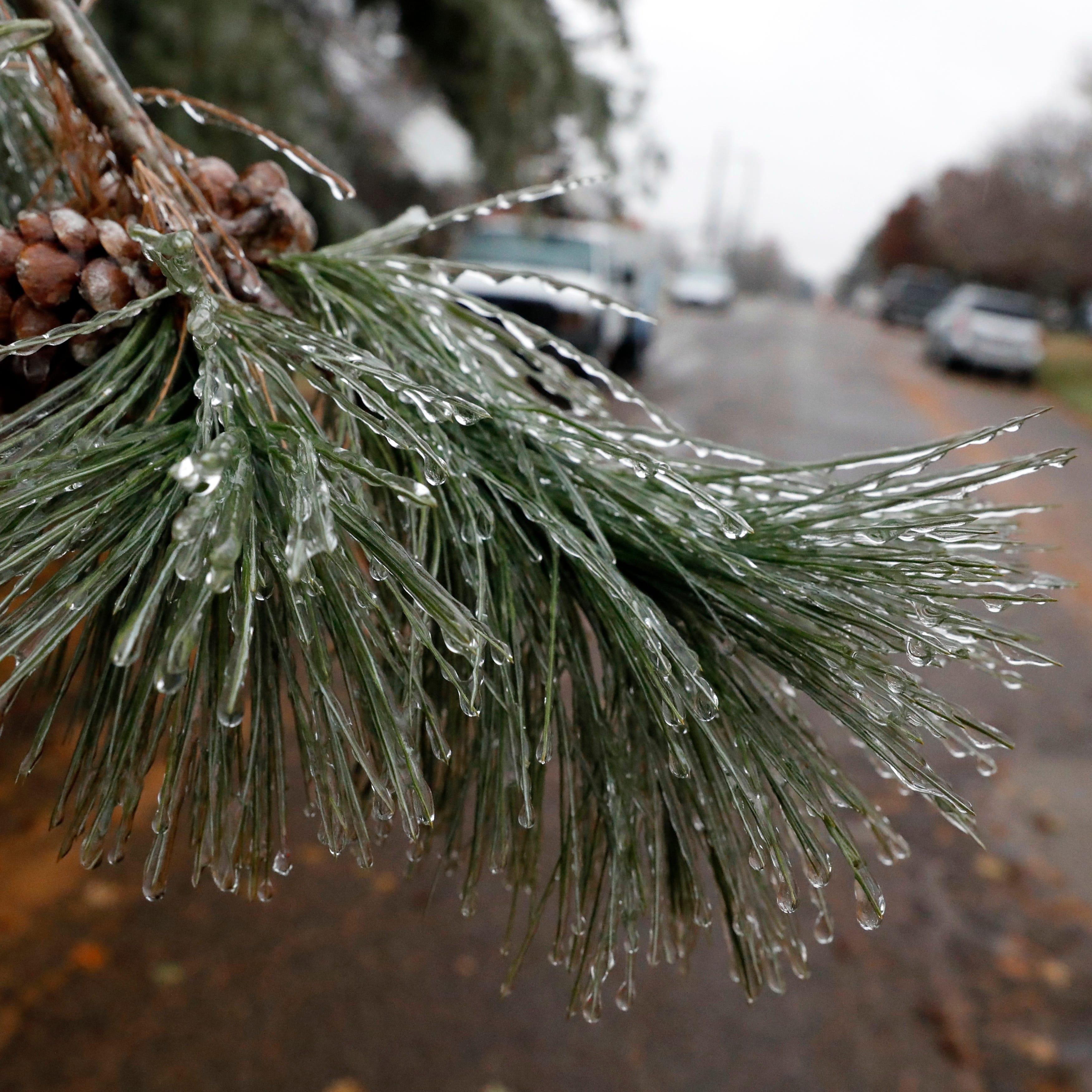 Icy conditions delay some Fairfield County schools