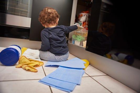 Baby Kitchen Dangers