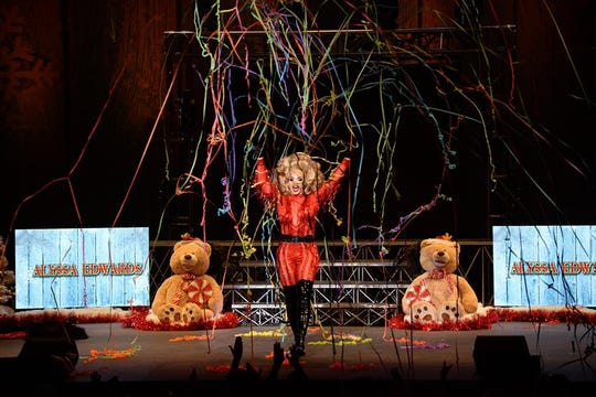 """""""A Drag Queens Christmas: The Naughty Tour"""" will give adults something to celebrate over the holidays."""