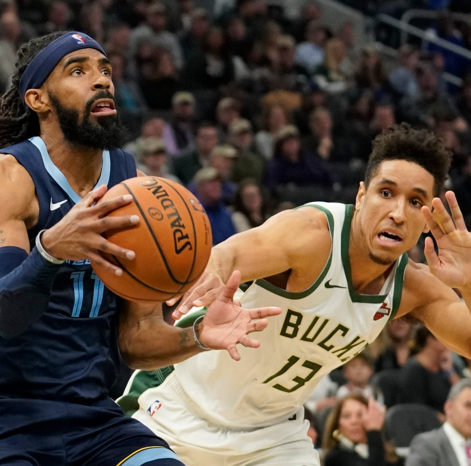 Grizzlies withstand second-half run to top Bucks on the road: Wednesday's recap