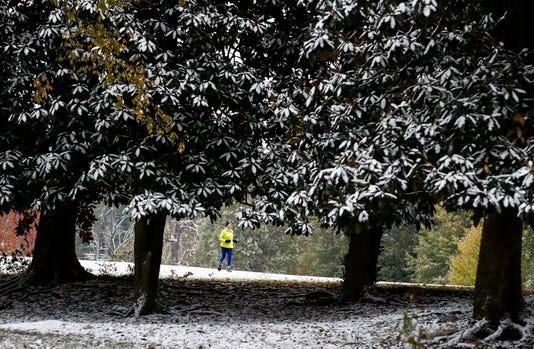 Memphis Snow Runner