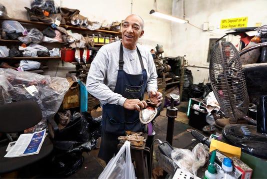 Lead Shoe Repair