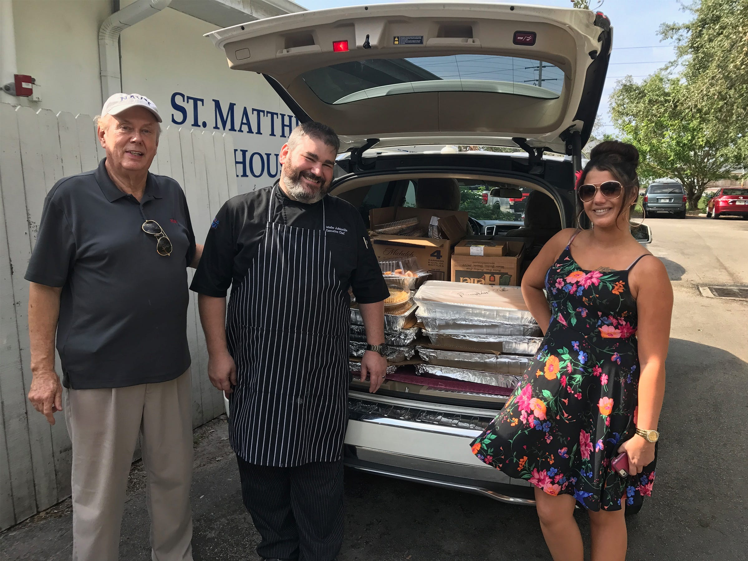 St. Matthew's House needs your help to provide Thanksgiving for thousands