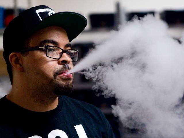Lab tests reveal popular e-cigarette liquids contain harmful