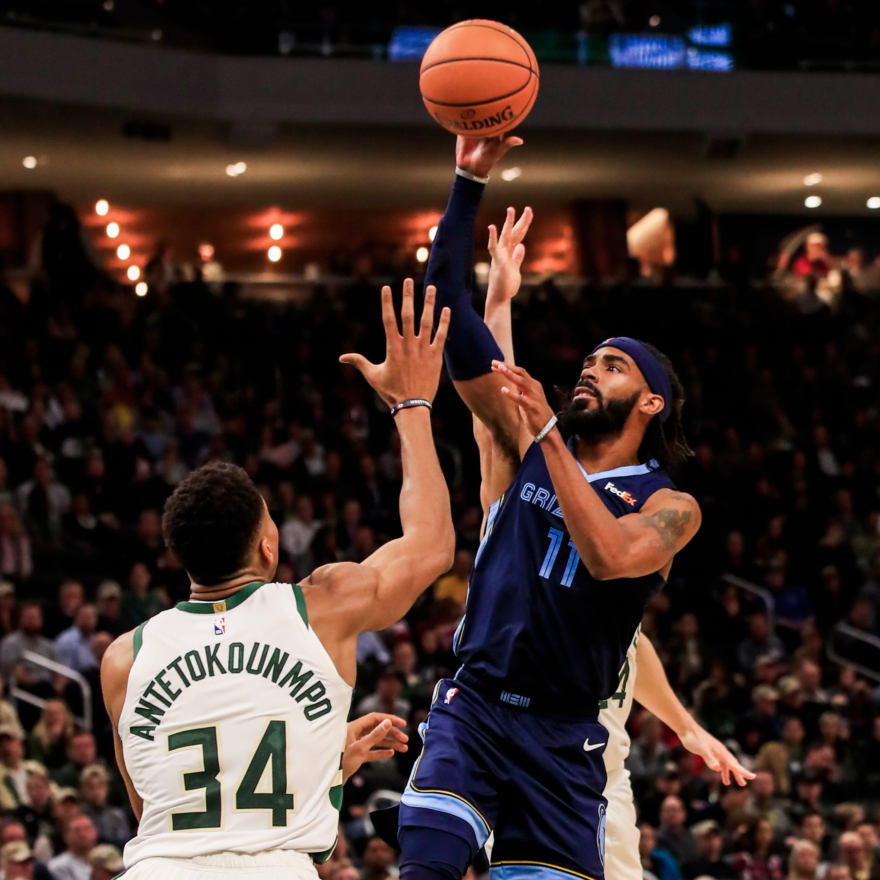 Grizzlies 116, Bucks 113: Two solid stretches aren't enough to keep the home streak alive