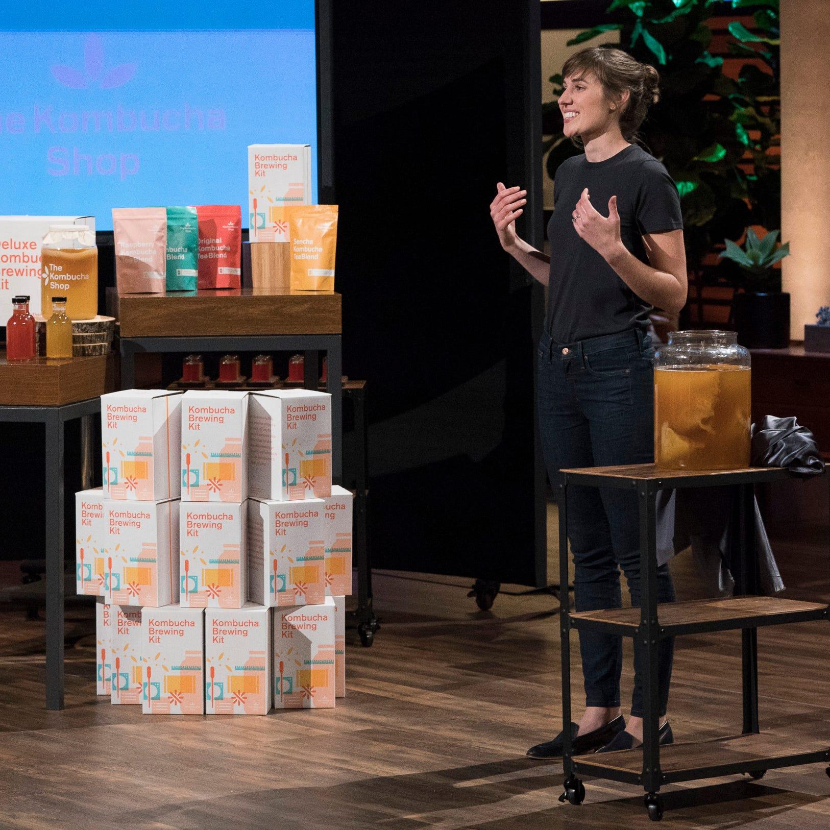 Madison entrepreneur pitches The Kombucha Shop on 'Shark Tank' Sunday